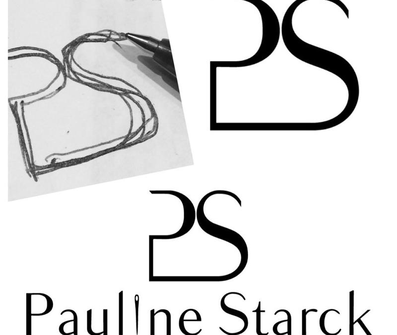 Création de logo pour Pauline Starck Atelier